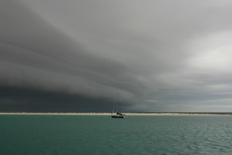 A very impressive front